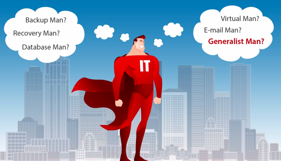 Video Blog You Too Can Be A Data Protection Super Hero
